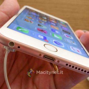 iPhone 6s color oro-rosa