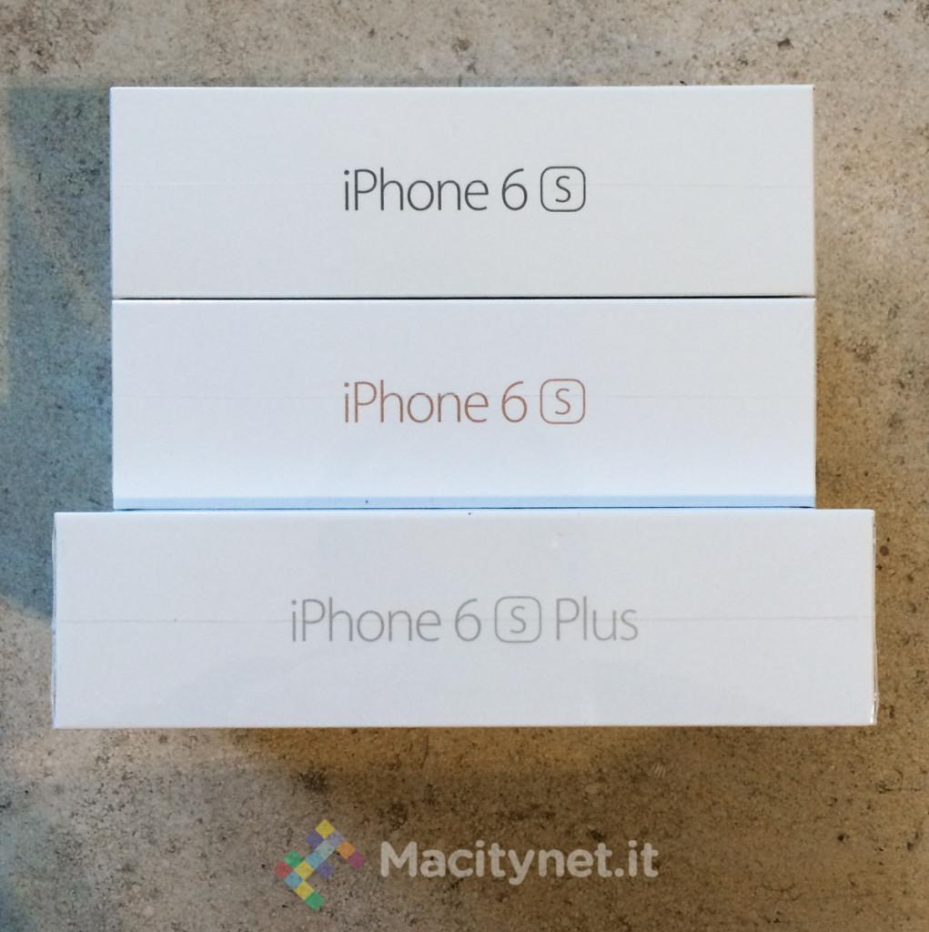 Macitynet 2015 - IMG_9867 iPhone 6s iPhone 6s Plus