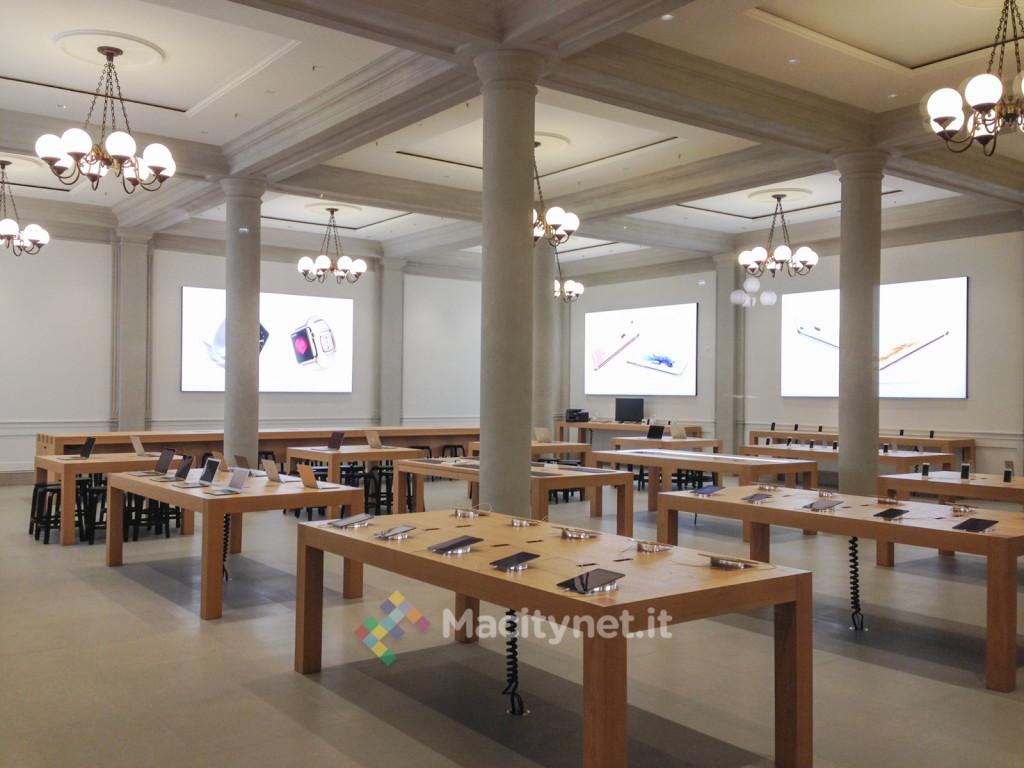 Macitynet 2015 - image5 Apple Store Firenze