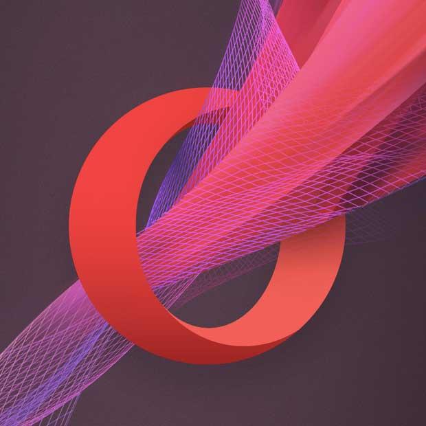 Nuovo logo Opera