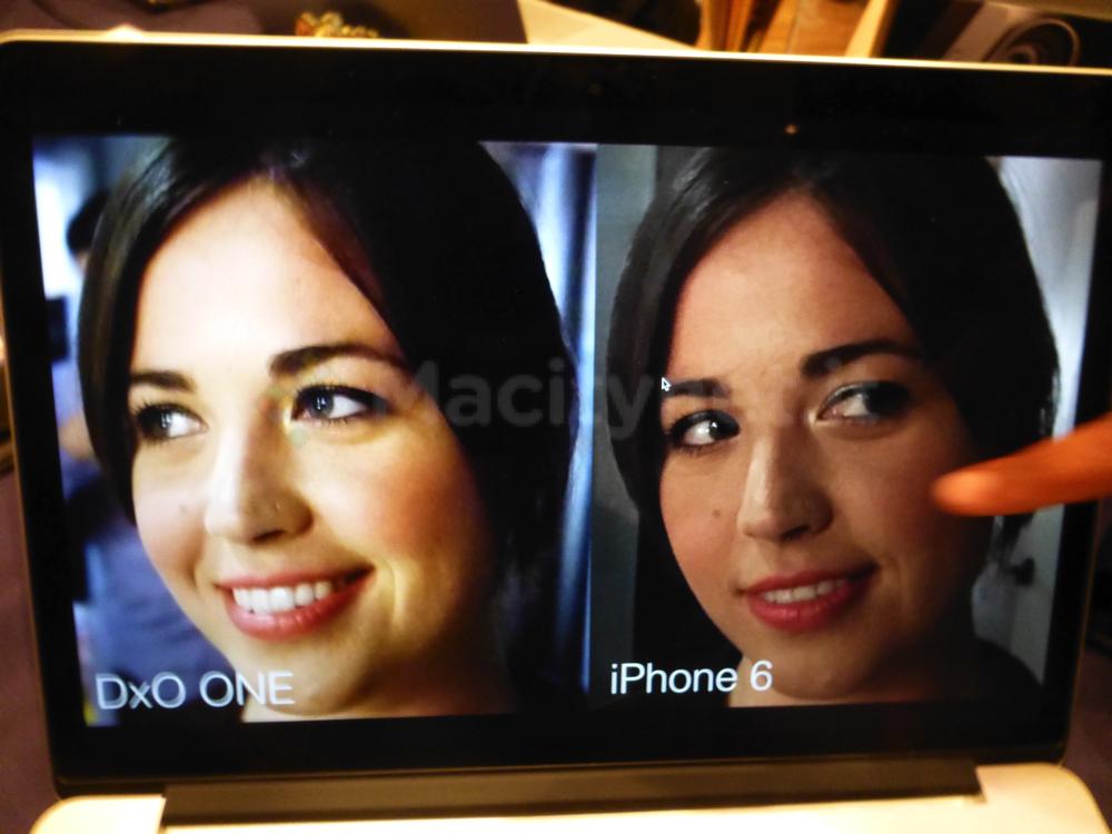 IFA 2015, in funzione DxO One: trasforma iPhone in fotocamera professionale