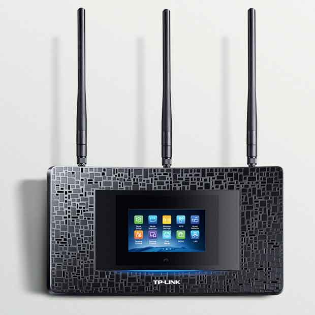 Router touch
