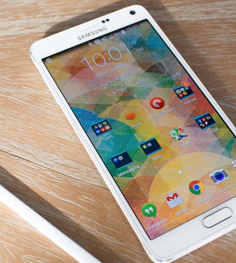 Samsung galaxy leasing