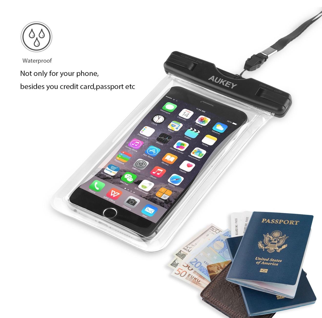 cover impermeabile iphone 7