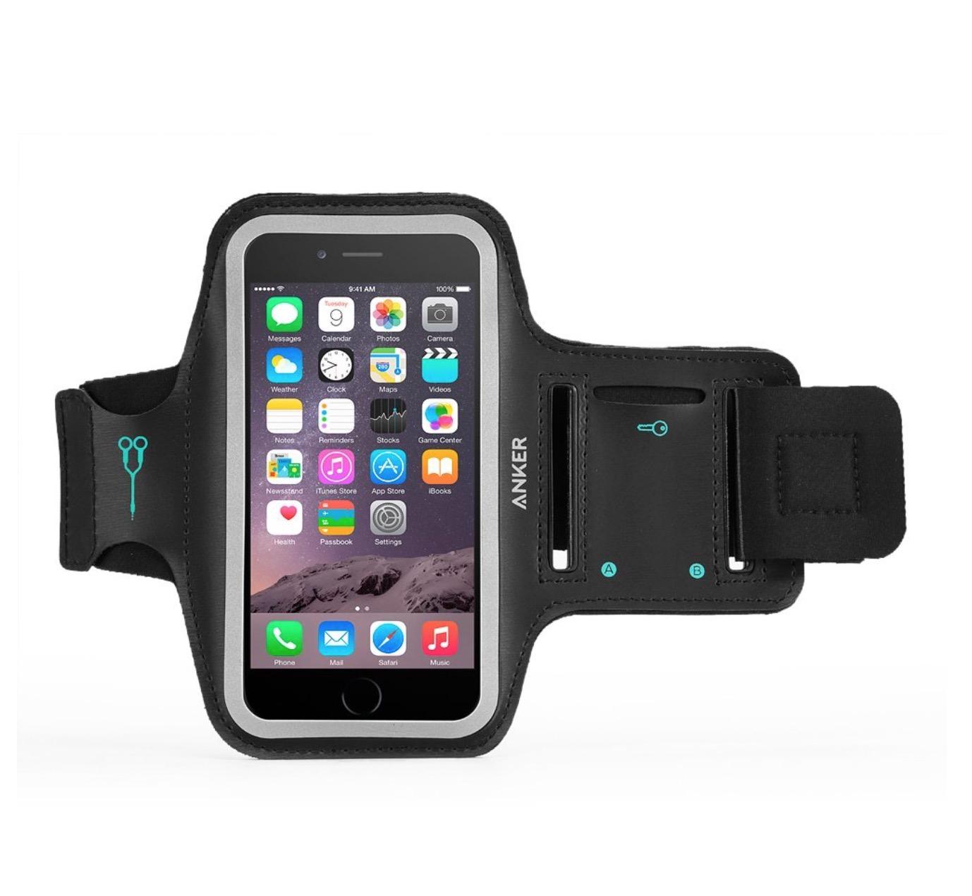 Fascia da braccio per iPhone 6