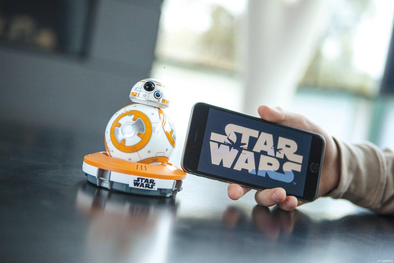 Sphero Drone BB-8 il drone di Star Wars-3