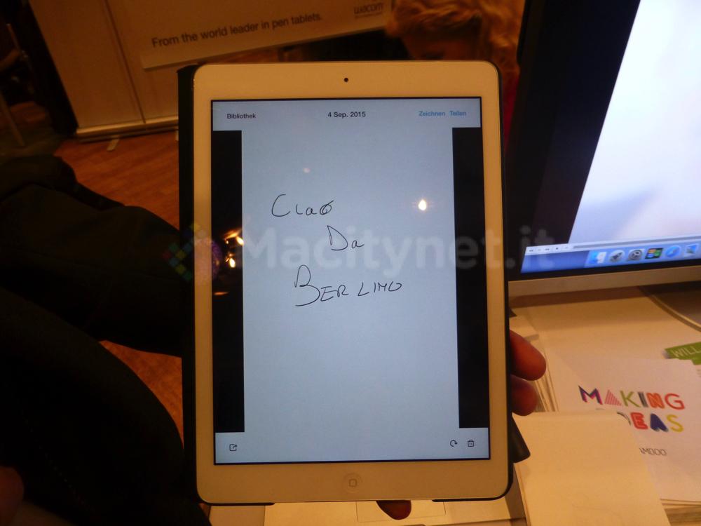 Scrivi e disegna su carta: Wacom Bamboo Spark digitalizza tutto su iOS, Android e cloud