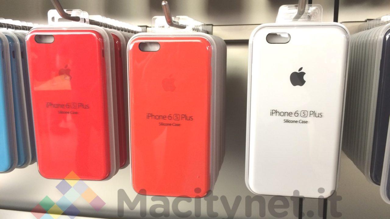 Apple Store Louvre, già in mostra cover e accessori per iPhone 6s ...