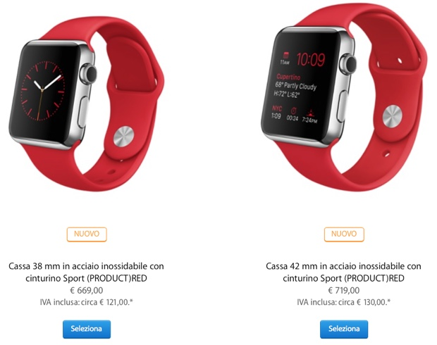 apple watch product red 620