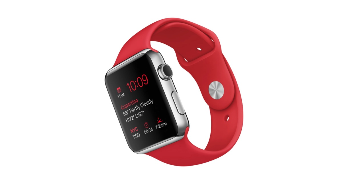 apple watch sport (PRODUCT)RED 1000
