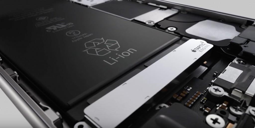 batteria iPhone 6s