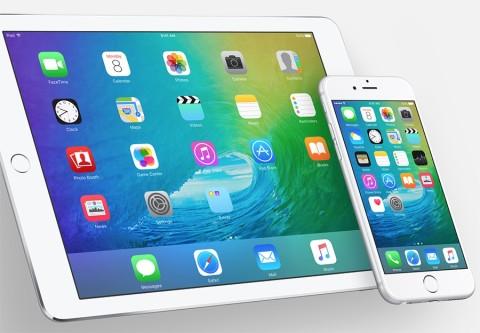pronte per iOS 9
