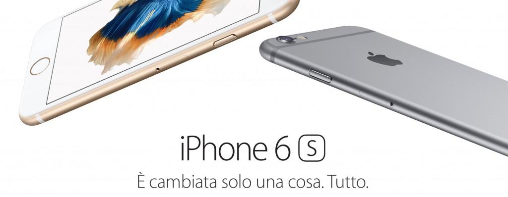 iPhone 6s lo slogan pubblicitario