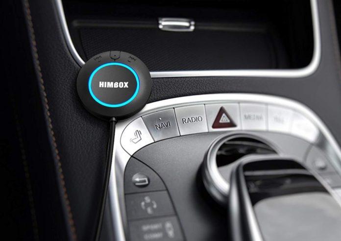Sconto a 30€ su iClever Himbox HB01, Bluetooth e vivavoce in auto con caricabatterie