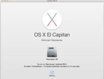 Il nuovo OS X 10.11 El Capitan è ora disponibile per il download