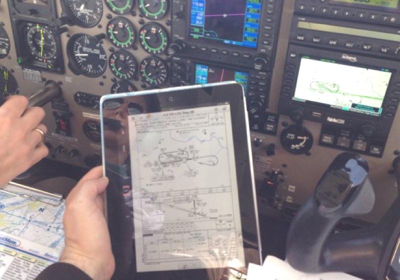 ipad-aereo-cabina