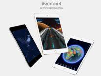 Prestazioni iPad Mini 4, CPU A8 dual core, meno potente iPad Air 2
