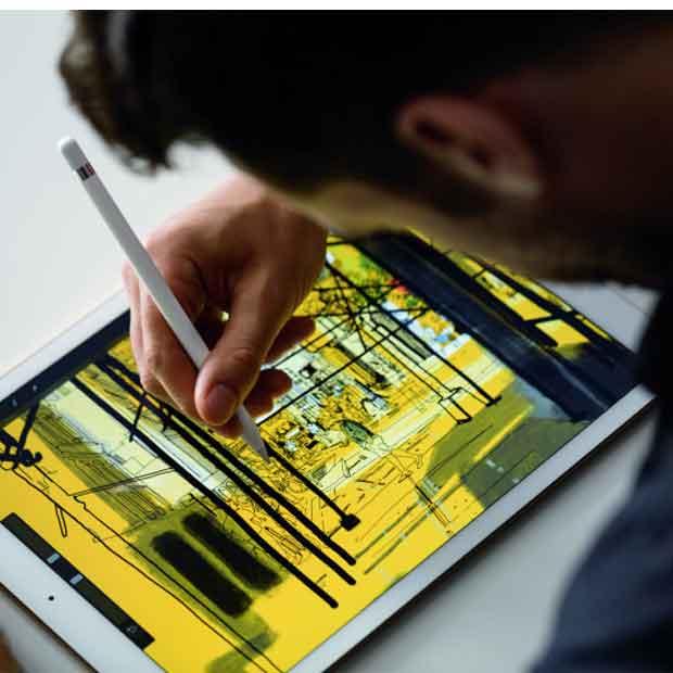 App per iPad Pro