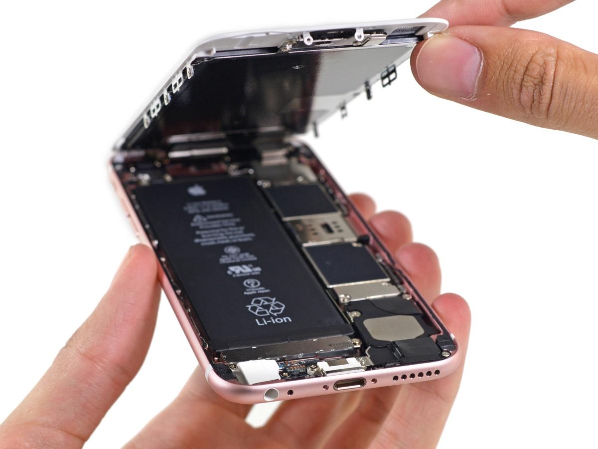 iphone 6s smontato 1200