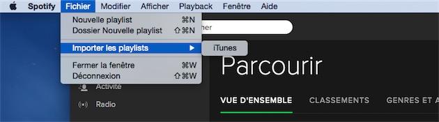 playlist di iTunes