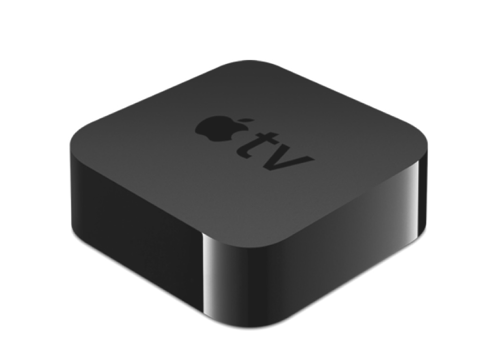 nuova apple tv 1000