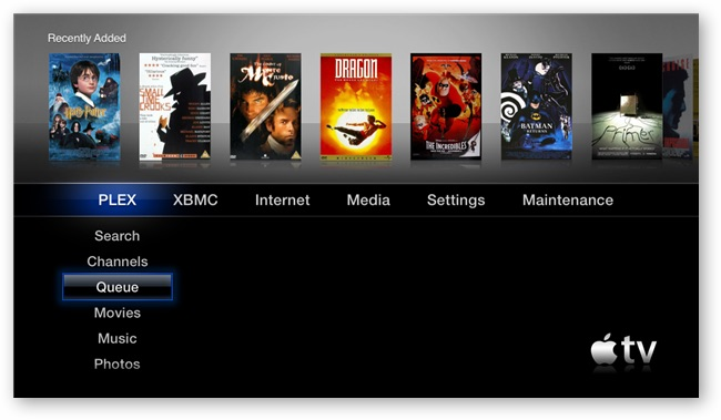 Plex su Apple TV