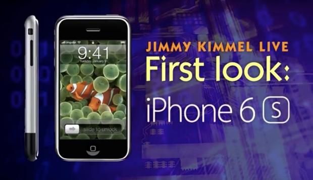 primo iphone invece di iphone 6s