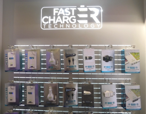 puro powe bank fast charge 620