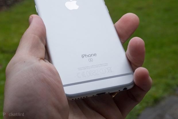 recensioni iphone 6s pocket-lint 620