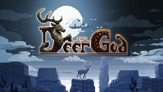 The Deer God, runner ed RPG nello stesso gioco d'atmosfera su iOS