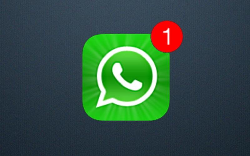 whatsapp notifica badge 800