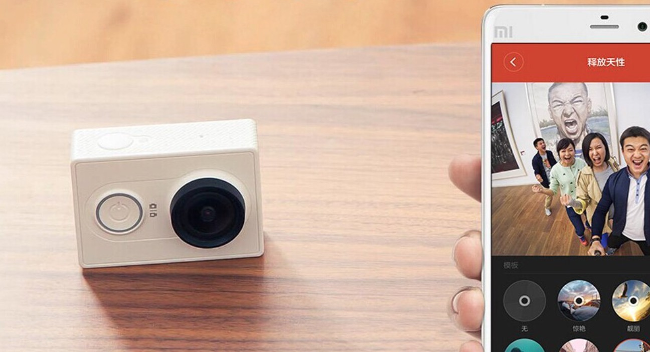 Xiaomi yi camera ancora per poco a 76 euro for Poco schlafsofa 88 euro