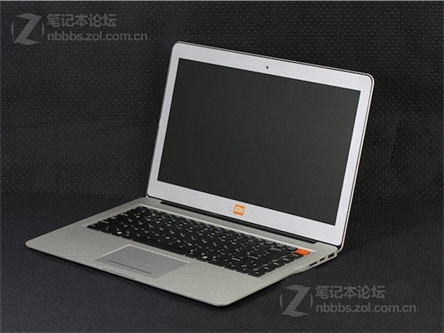MacBook Air Xiaomi