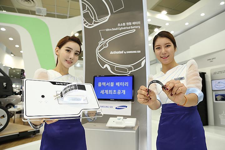 Cinturini smartwatch con batteria