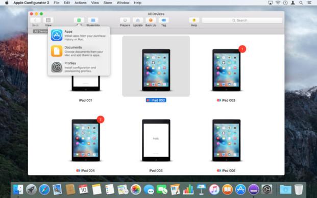apple configurator 2.12