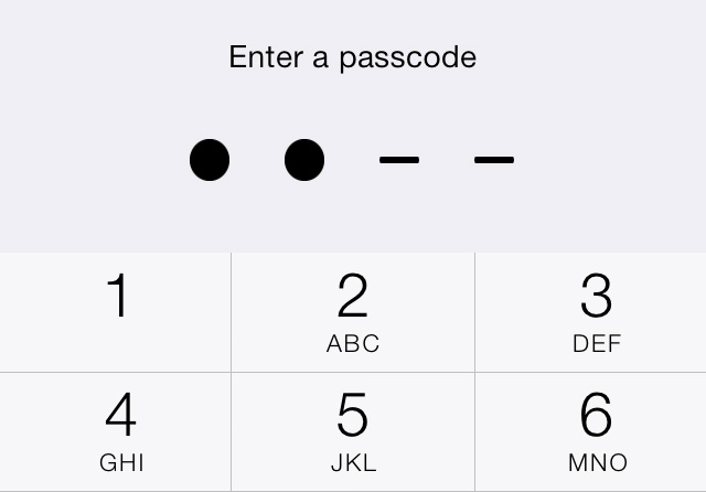Entering-a-Passcode-iOS-7-iPhone