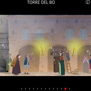Sulle strade della Padova medievale con APPadova per iPad e iPhone