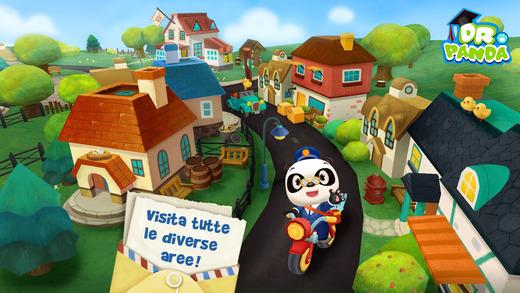 Il Postino del Dr. Panda