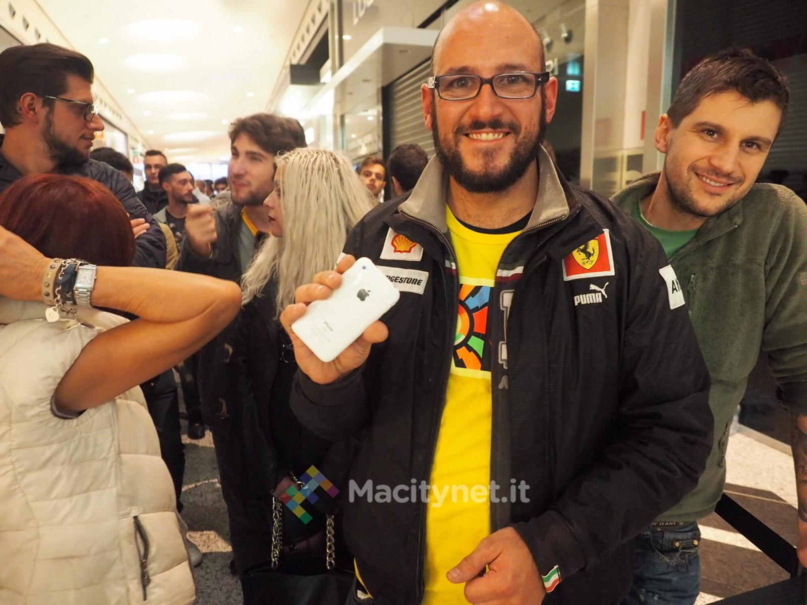 iPhone 6s in Italia