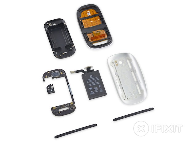 Magic Mouse 2, Tackpad 2 e Magic Keyboard 3