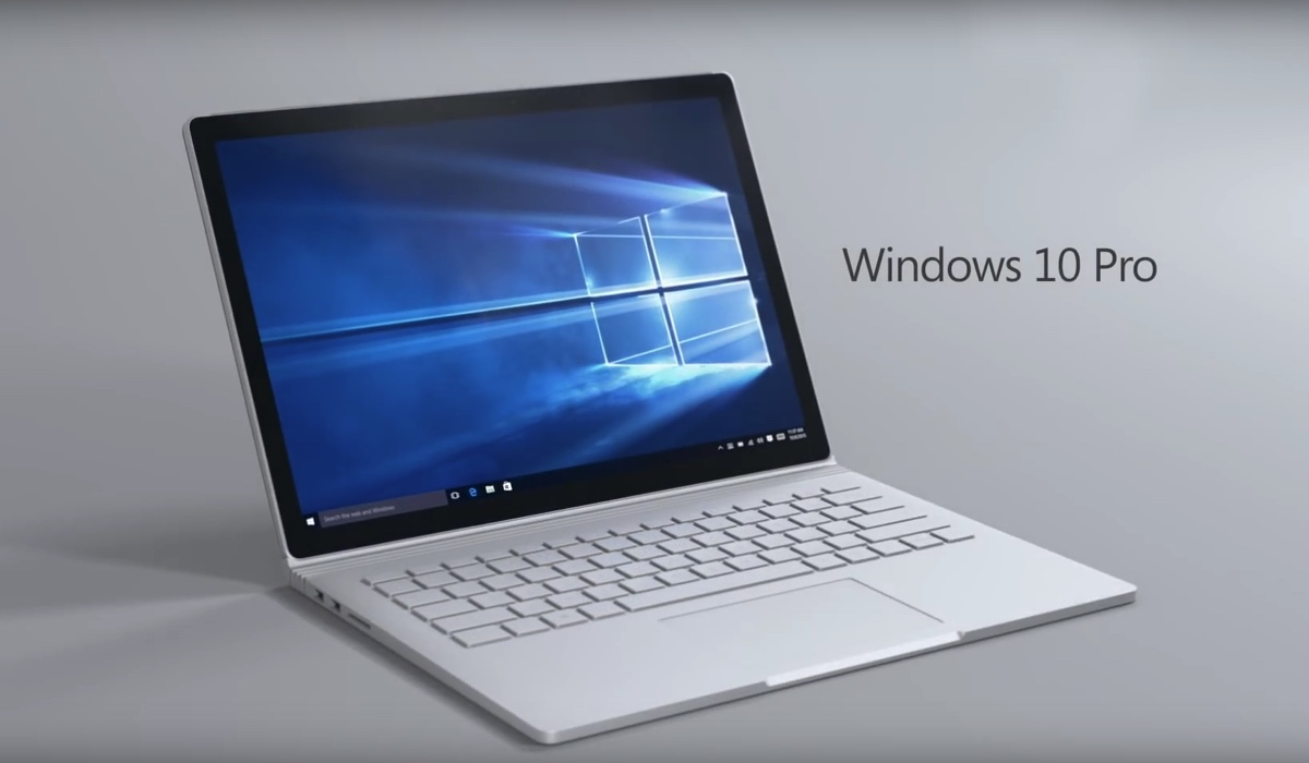 Microsoft Surface Book 1200