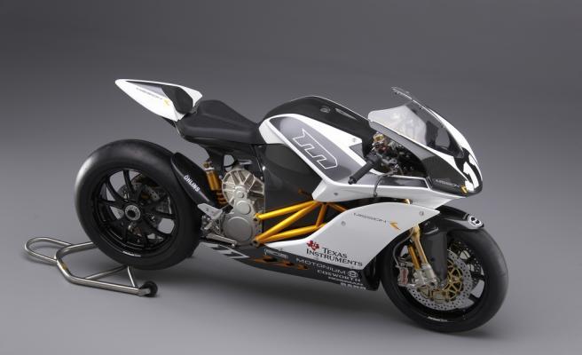 Mission motors bike 620
