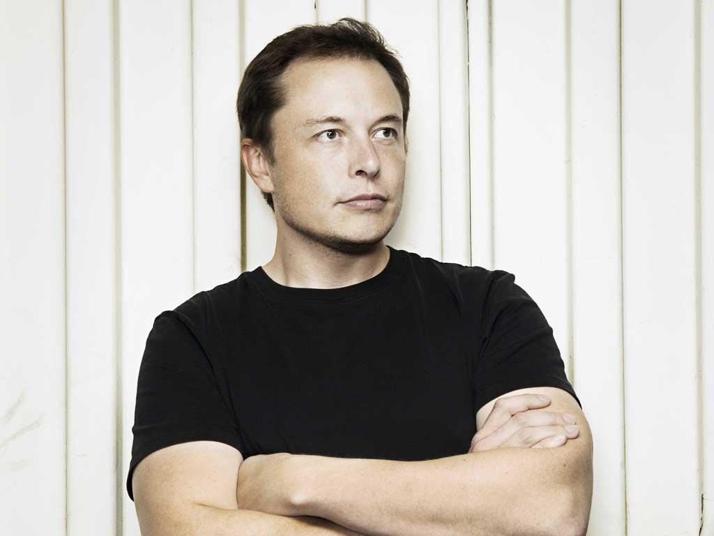 Elon Muskl