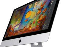 Colori più realistici, i nuovi iMac gestiscono 10 bit per canale cromatico