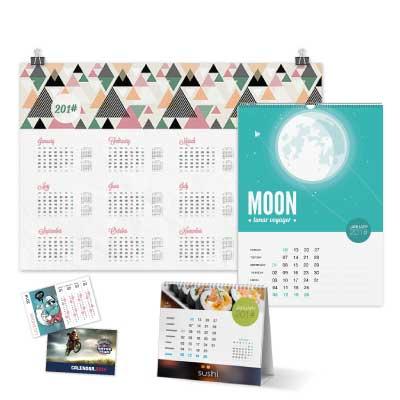 Calendario Particolare.Pixartprinting Il Servizio Per Creare Il Calendario