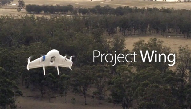 Project Wing google 800