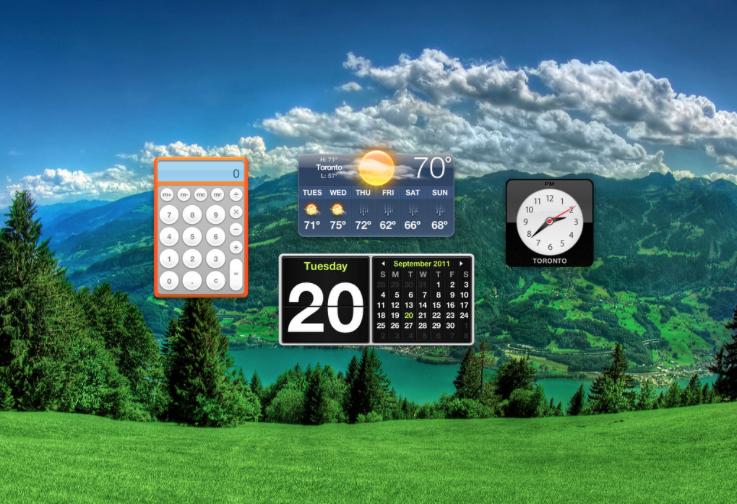 Come ripristinare la Dashboard in OS X El Capitan