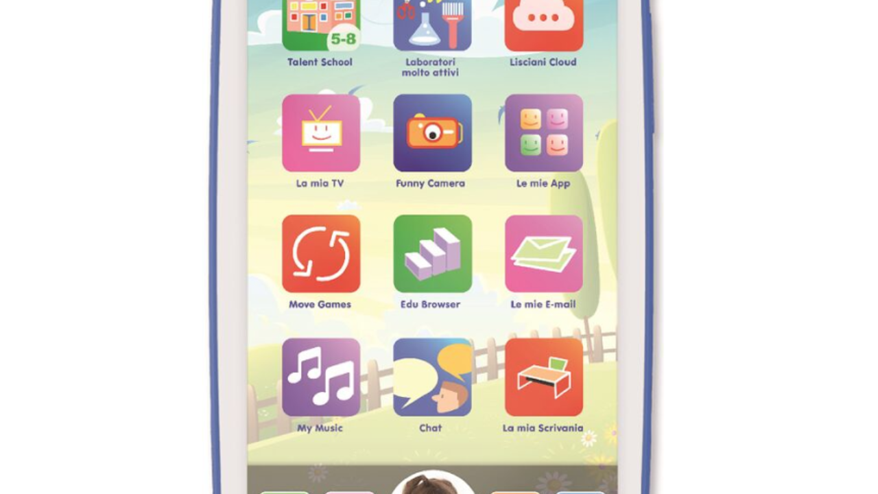 d210913ab6 Mio Phone, primo smartphone per bambini vigilato dal parental control -  Macitynet.it