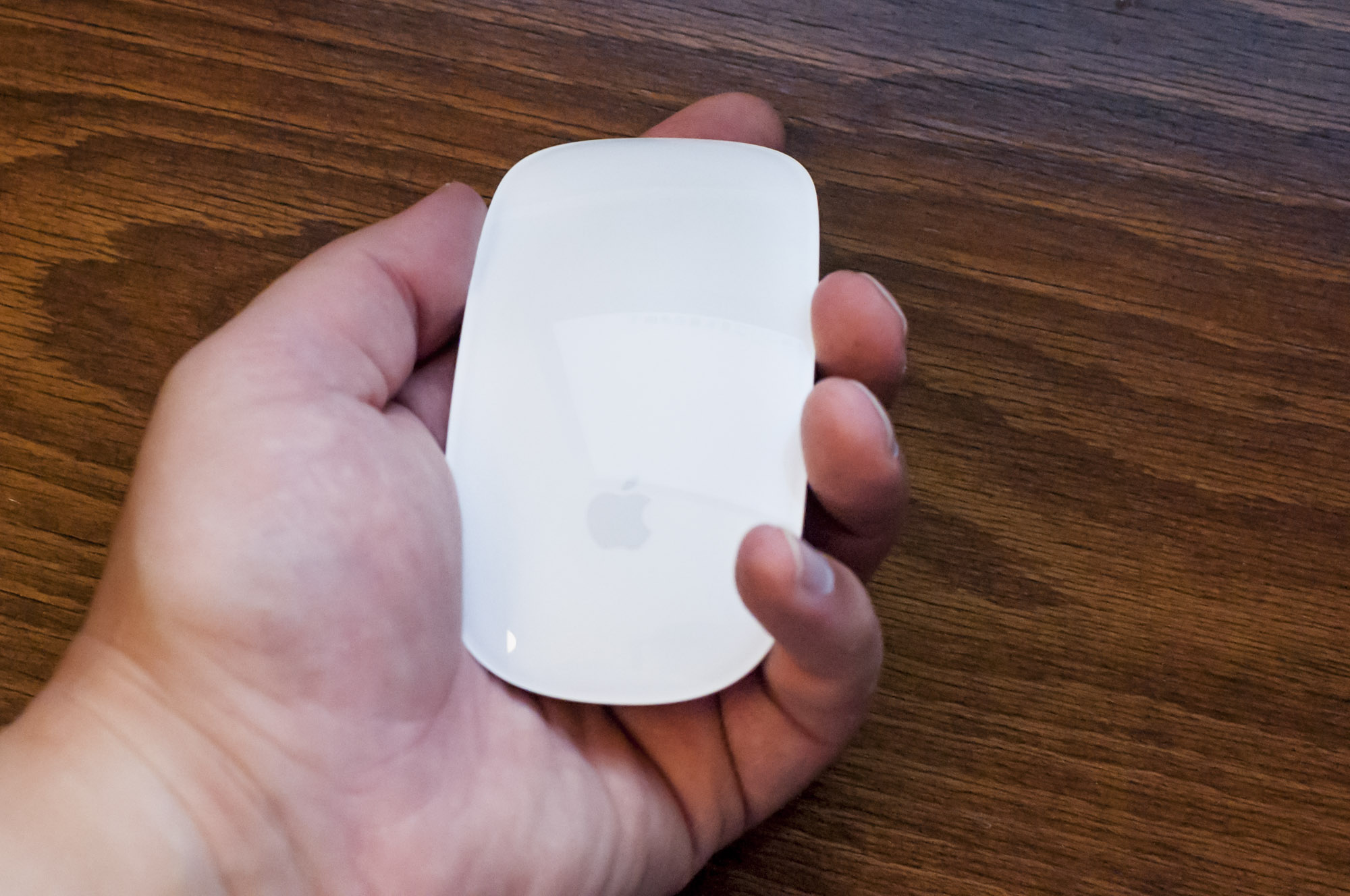 Meglio laser o ottico? Apple Magic mouse 2