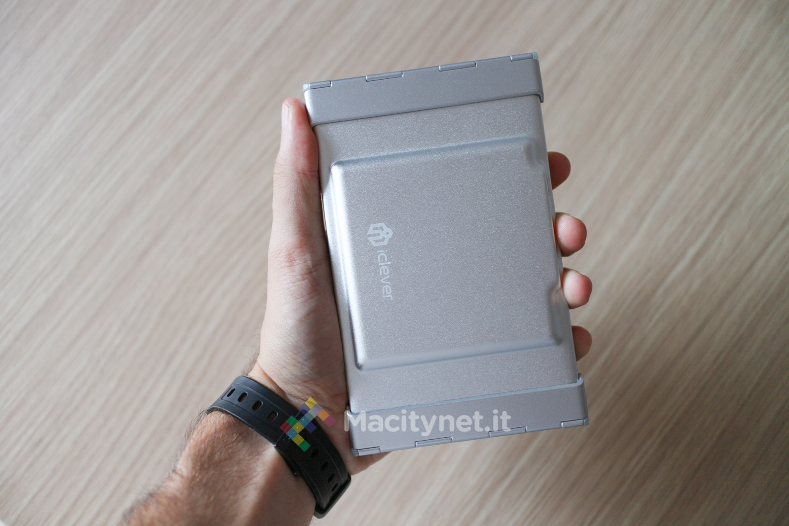 Recensione iClever IC-BK03
